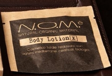 Body Lotion in bustina quadrata 10ML N.O.M.