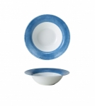 Pasta Bowl Colorato Ø cm 23.5 MATIZ - BLUE