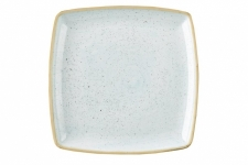 Piatto Quadro Egg Blue STONECAST CHURCHILL