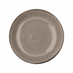 Piatto Fondo Coupe Peppercorn Grey STONECAST CHURCHILL