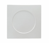Piatto Quadro Bone China GOURMET