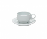 Tazza The con Piatto TURISMO - COSTAVERDE